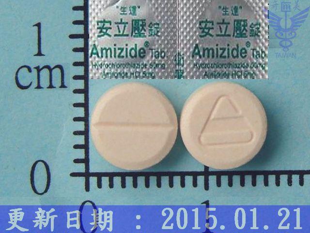Amiloride Hctz Dosage